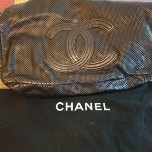 Authentic Chanel Hobo Rodeo Drive
